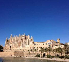 A weekend away … in Palma, Mallorca