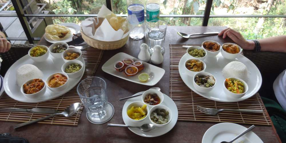 Indian meal, Wayanand