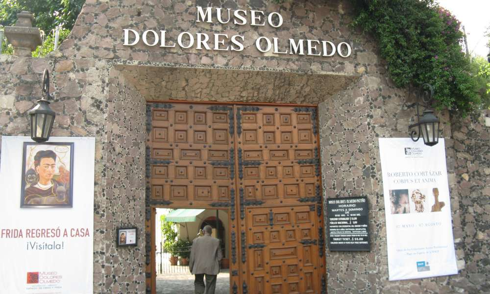 Museo Dolores Olmedo, Mexico City