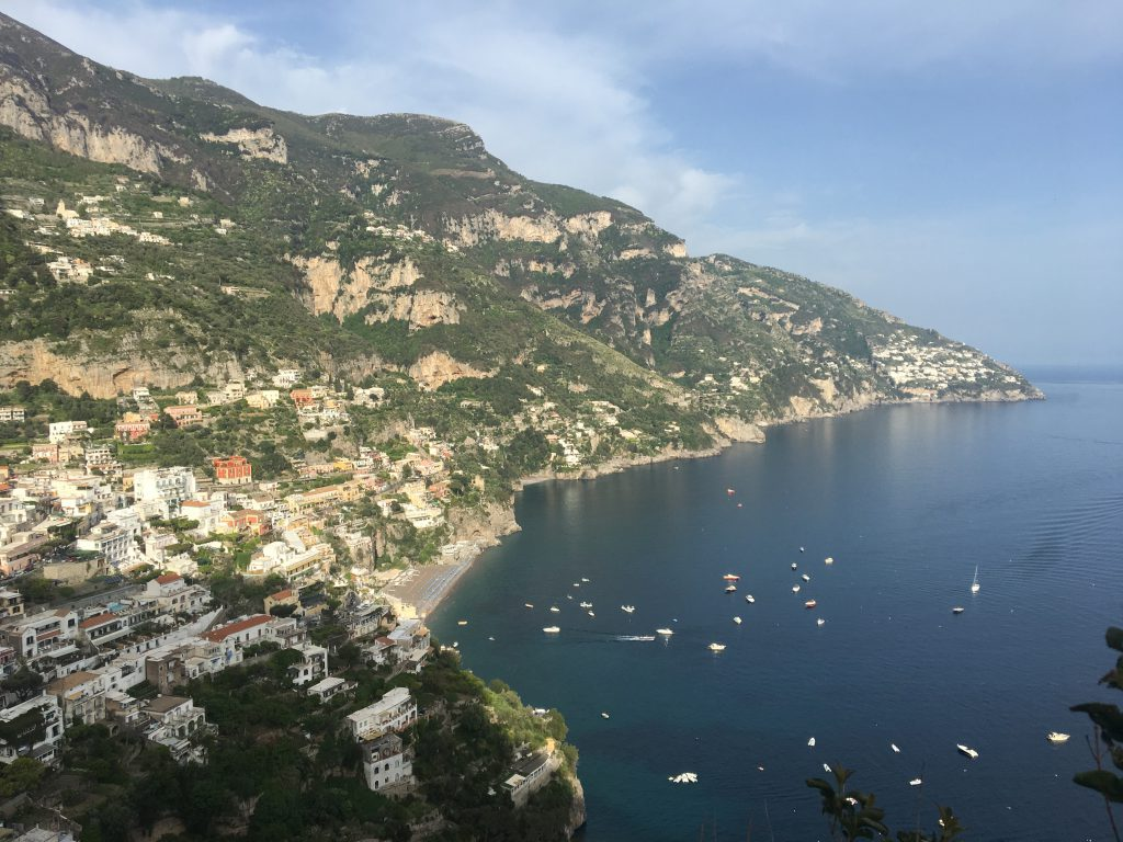 Away from the crowds… on the Amalfi Coast