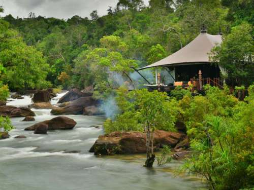 Wake up to the wild… Asia's luxury tented camps