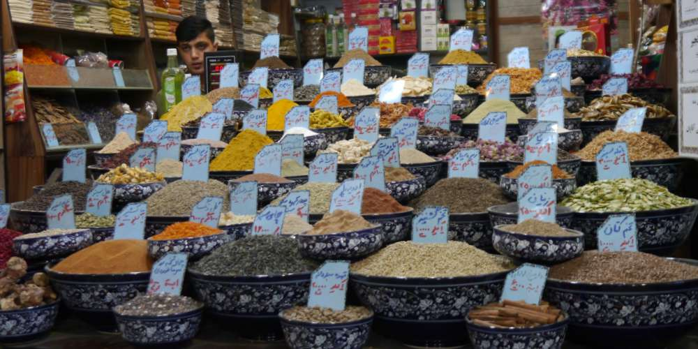 Iranian spices