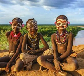 The southern tribes… of Ethiopia