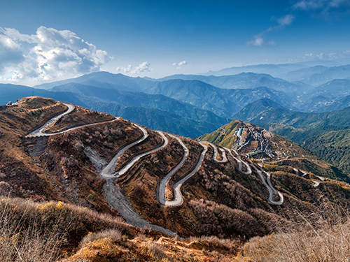 The Silk Road… less travelled