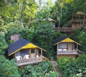 6 of the best  …African eco-lodges