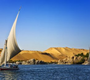 Life on  …the Nile