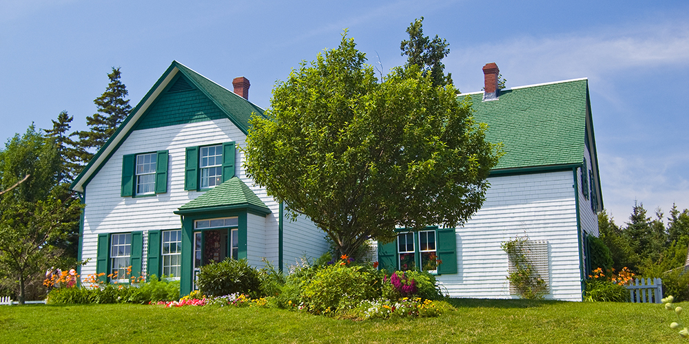 House from Anne of Green Gables, Prince Edward Island