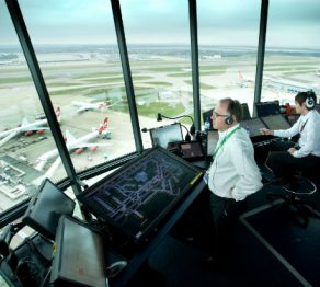 Behind the Scenes  …at UK Air Traffic Control