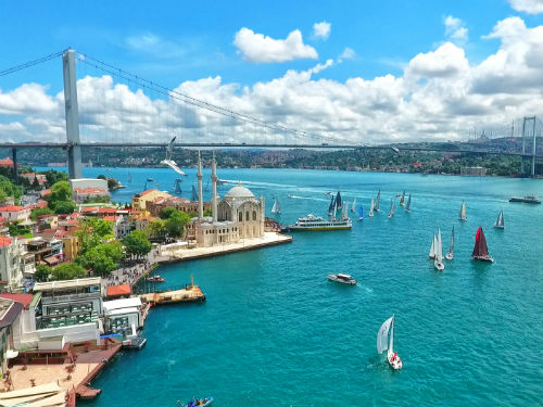 48 Hours in …  Istanbul
