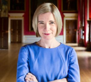 Lucy Worsley …the history woman