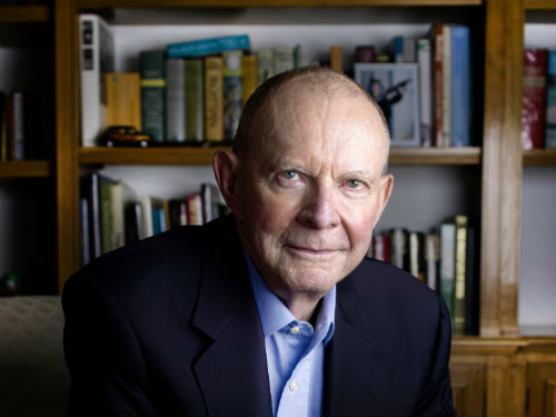 Wilbur Smith, novelist