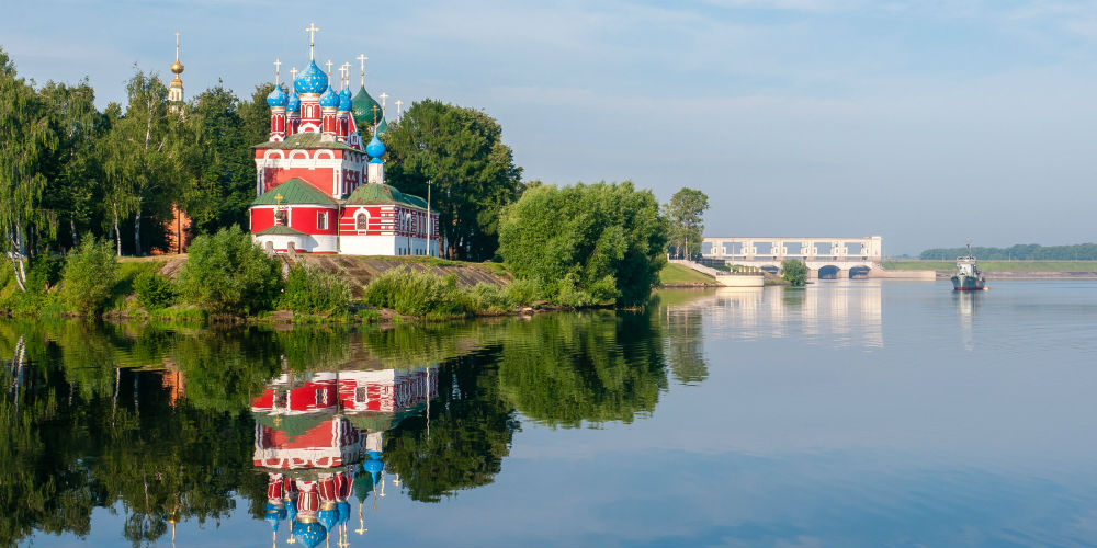 Church of St Dimitri on the Blood, Uglich, Russia