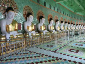 Authentic Burma… Ava (Inwa) & Sagaing Hills