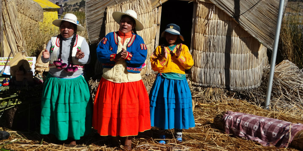 Lake Titicaca… birthplace of the Incas
