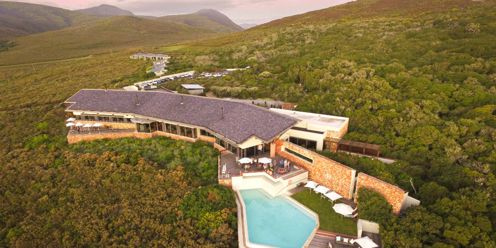 Grootbos Forest Lodge, South Africa