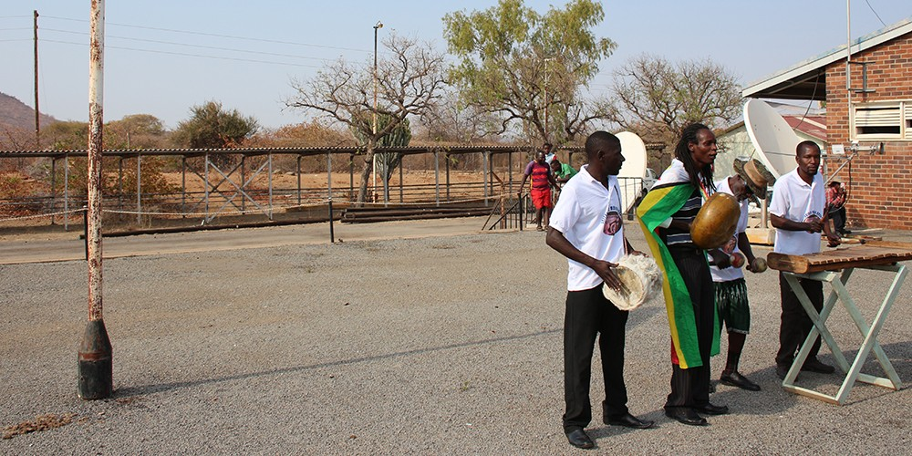 Beitbridge station, Zimbabwe