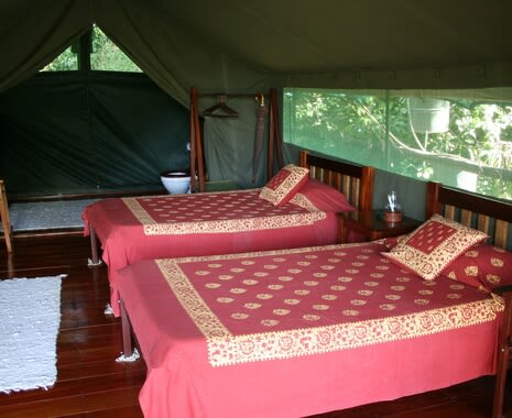 Governors' Private Camp