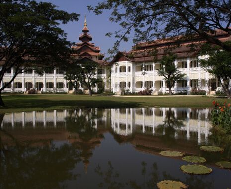 The Dhara Dhevi hotel