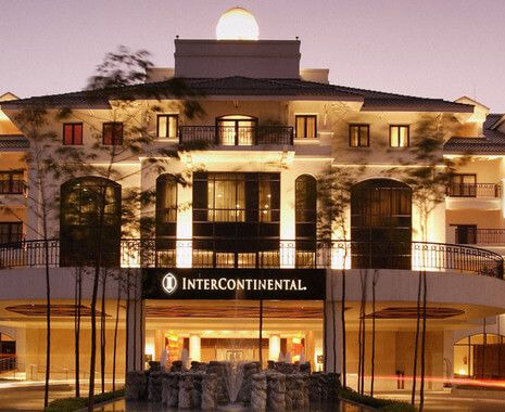 The InterContinental West Lake