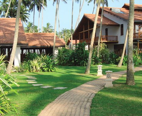 The Reef Villa and Spa