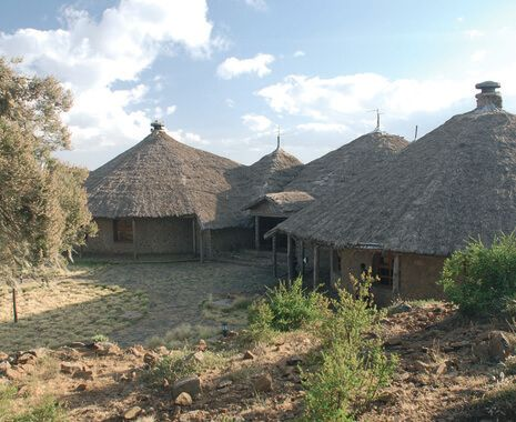 Simien Mountain Lodge