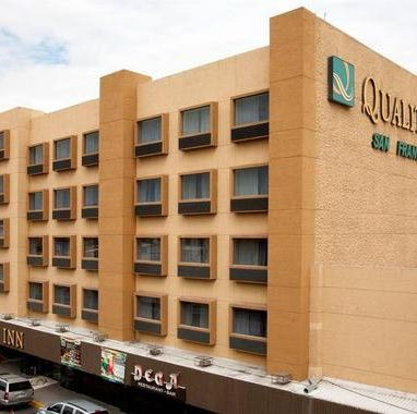 Quality Inn Chihuahua San Francisco