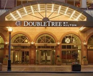 The DoubleTree by Hilton Toronto Downtown