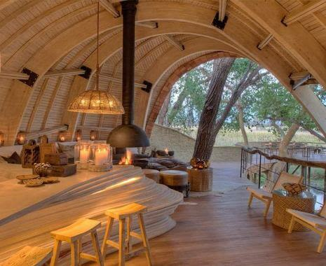 &Beyond Okavango Sandibe Safari Lodge
