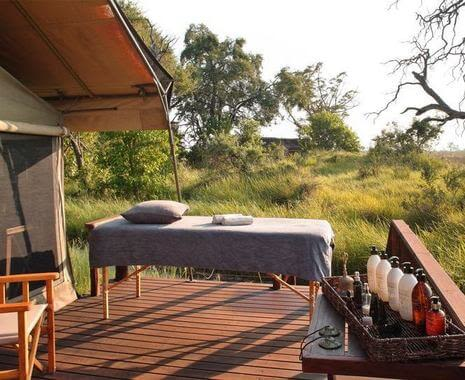 &Beyond Nxabega Okavango Safari Camp