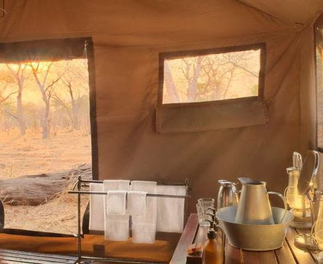 &Beyond Chobe Under Canvas