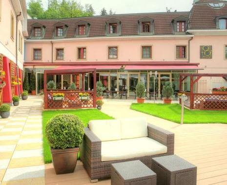 Hotel Hoffmeister Lily Wellness & Spa