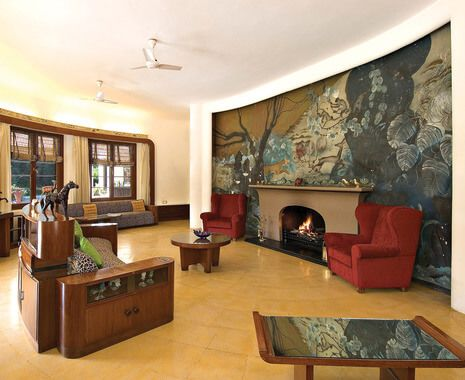 Vivanta by Taj – Sawai Madhopur Lodge