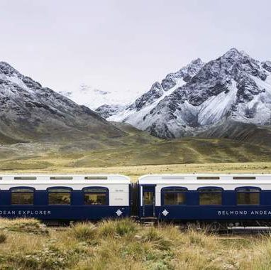 Belmond Andean Explorer Train