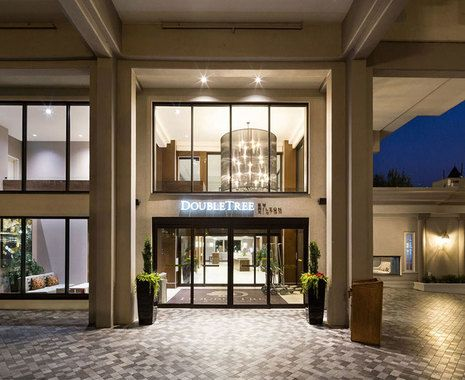 The DoubleTree by Hilton & Suites Victoria