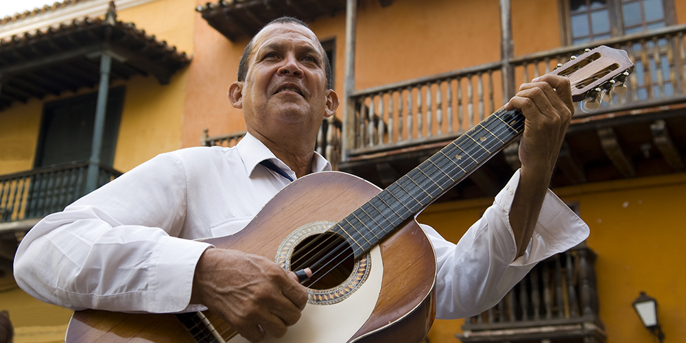 Hear all about it …Latin America