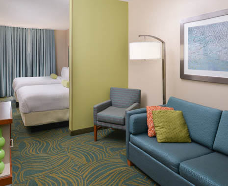 SpringHill Suites by Marriott Charleston Riverview