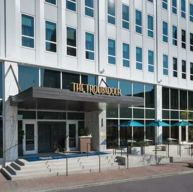The Troubadour Hotel New Orleans